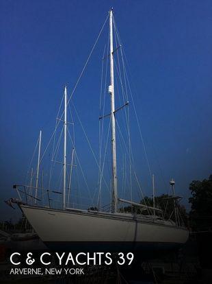 1972 C & C Yachts 39 Sloop