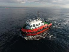 17 TBP TUGBOAT 1500HP