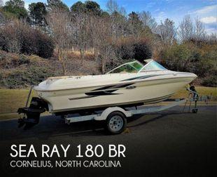 2000 Sea Ray 180 BR