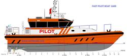 16 METER STEEL PILOT BOAT - SHORT DELIVERY