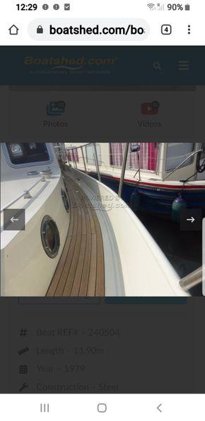 Side decks with new teak 2016