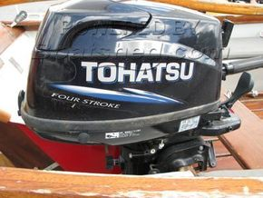Falmouth Bass Boat 16 Deluxe  - Engine