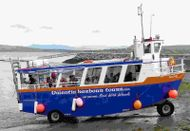 For Sale Amphibious 48 passenger / Light cargo vessel