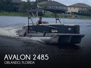 2018 Avalon LTZ Entertainer 2485