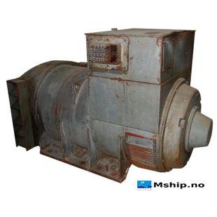 1250 kVA Stamford generator Type MHC 734 G2