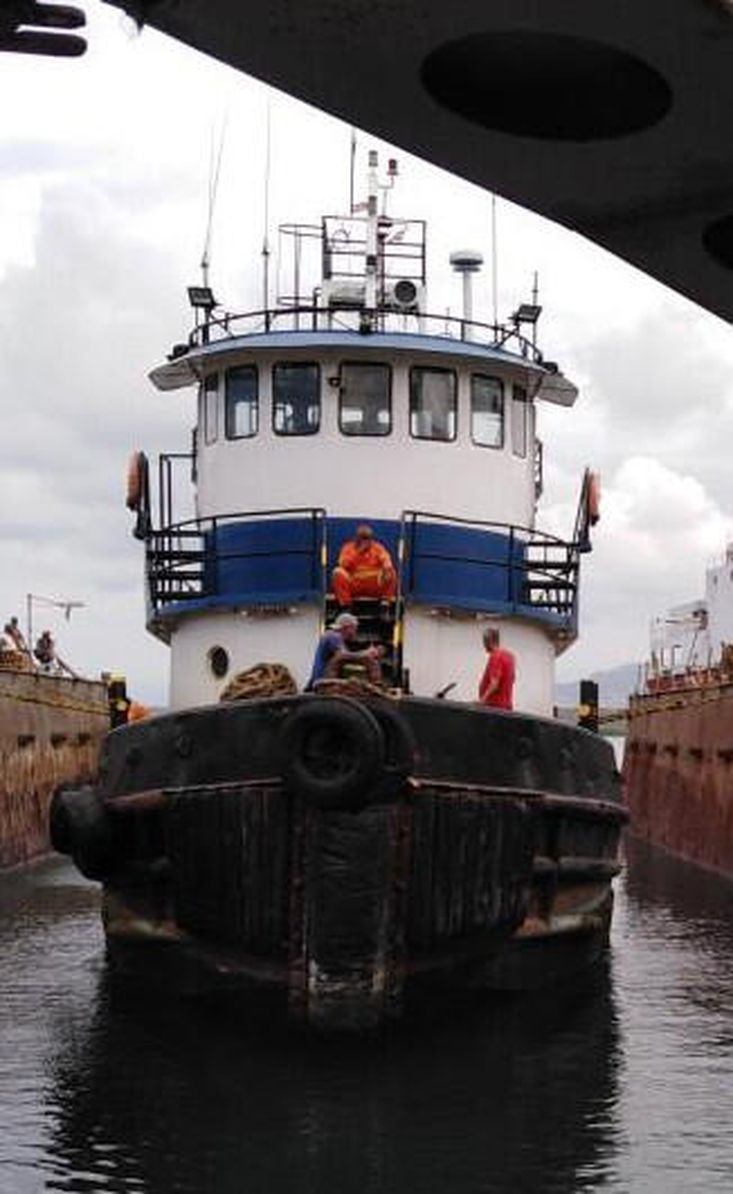 1981 Twin Screw Tug For Sale & Charter