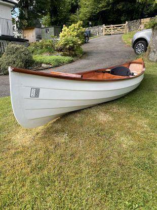 12' Clinker(Lapstrake) Canoe