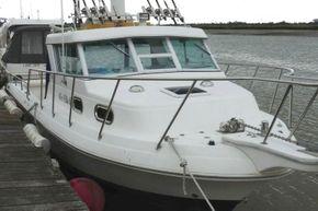 Sportcraft 302 - fishing boat - bow