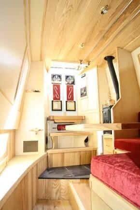 Boatman's Cabin