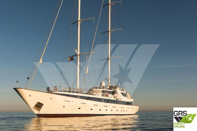 50m / 60 pax Cruise Ship for Sale / #1064418