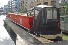54ft Cruiser Stern Narrowboat
