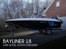 2019 Bayliner Element E18