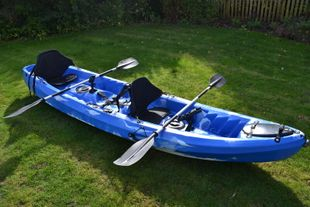 Riber: Sit on top family kayak