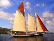 46ft. TRADITIONAL TOPSAIL SCHOONER