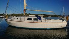 WESTERLY LONGBOW, RECENT ENGINE, REFITTED, GORGEOUS