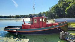 1945 40′ x 10.5′ Russel Brothers Ville Class Tug