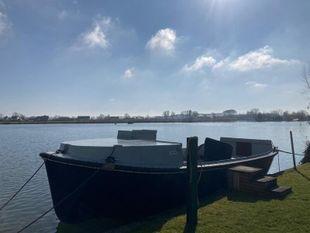 Harding ex-lifeboat 8,67m   bowthruster