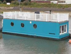 Custom Built Houseboat