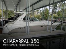 2008 Chaparral 350 Signature