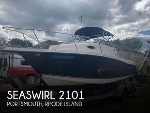 2006 Seaswirl 2101 Striper WA