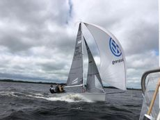 SB20 Sportsboat IRL3272 - immaculate order.