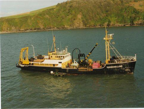 Former Dutch Ministry Ship