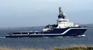 262' OFFSHORE SUPPLY VESSEL