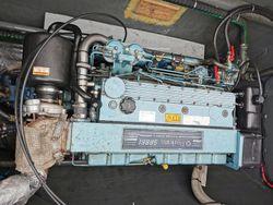 2 x Perkins Sabre 215C with ZF63A Gear nearest offer.