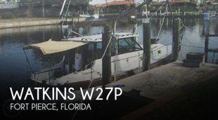 1981 Watkins W27P