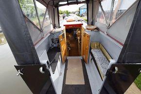 Semi Trad cockpit