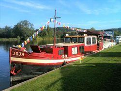 51' 1927 Dutch Barge