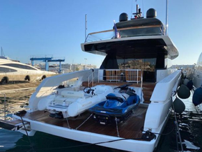Carine Yachts  - Luxury Yacht Brokerage | SANLORENZO SX76 2019 | Photo 4