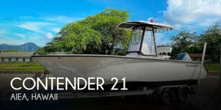 1999 Contender 21 Open Fisher
