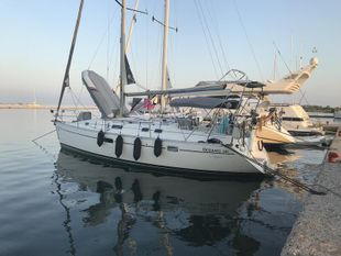Beneteau 351 1996 VAT paid In Corfu