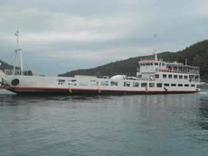 291pax LCT Pass/ RORO Ferry