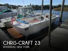 1972 Chris-Craft Lancer 23
