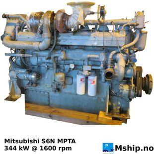 Mitsubishi S6N MPTA
