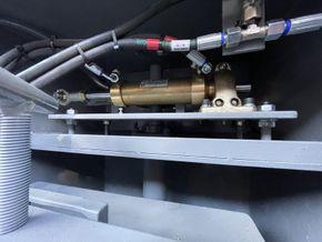 Vetus hydraulic steering