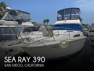 1985 Sea Ray 390 Sedan Sportsfish