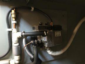 Webasto C/Heating boiler