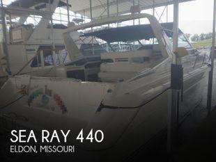 1991 Sea Ray 440 Sundancer