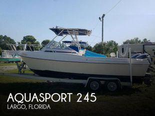 1994 Aquasport 245 Explorer