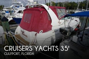 1996 Cruisers Yachts 3570 Esprit