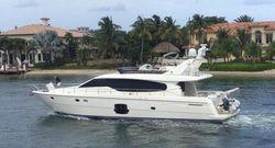 2009 Ferretti Yachts 630