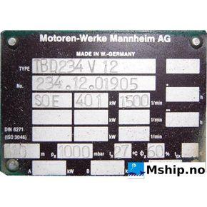 MWM TBD 234 V12  http://mship.no
