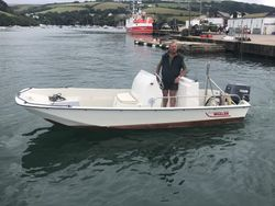 1986 Boston Whaler Montauk 17