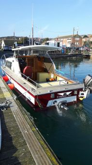 23ft Coronet Fishing boat