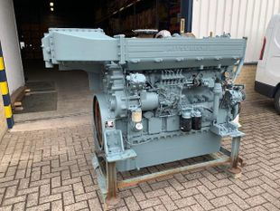 MITSUBISHI S6A3-MPTK 490 kW 1960 RPM SN 32035