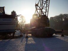 Craneage & Storage