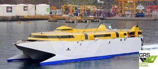95m / 900 pax Passenger / RoRo Ship for Sale / #1059718